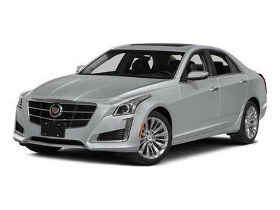 Used 2014 Cadillac CTS 3.6L Luxury