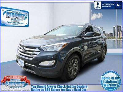 Certified 2014 Hyundai Santa Fe Sport 2.4L
