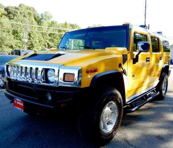 Used 2004 Hummer H2