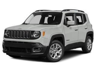 Used 2017 Jeep Renegade Latitude