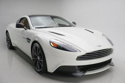 New 2016 Aston Martin Vanquish Base