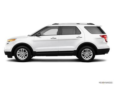 Certified 2013 Ford Explorer XLT