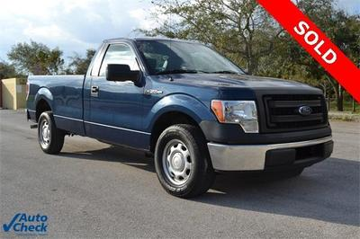 Used 2013 Ford F-150 XL