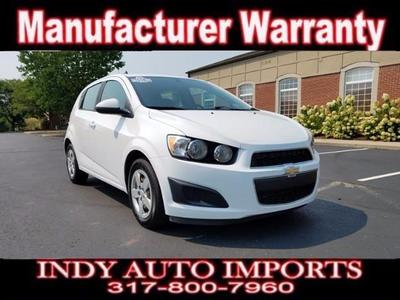 Used 2014 Chevrolet Sonic LS