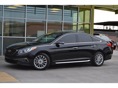 Used 2015 Hyundai Sonata Limited