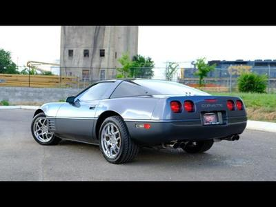 Used 1991 Chevrolet Corvette