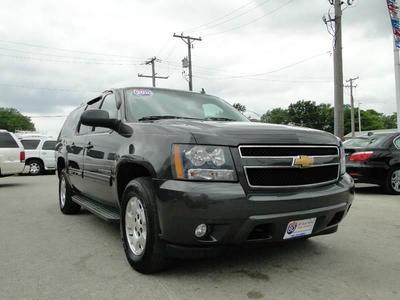 Used 2010 Chevrolet Suburban 1500 LT
