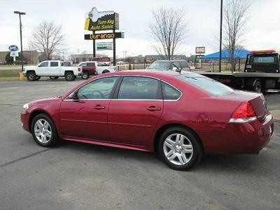 Used 2014 Chevrolet Impala Limited LT