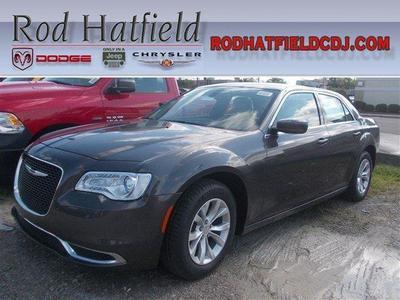 New 2015 Chrysler 300 Limited