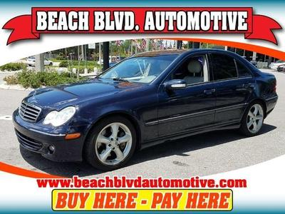 Used 2005 Mercedes-Benz C230 Kompressor Sport