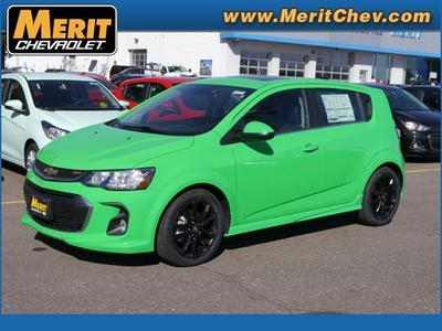 New 2017 Chevrolet Sonic Premier