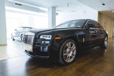 Used 2015 Rolls-Royce Ghost