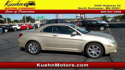 Used 2010 Chrysler Sebring Limited