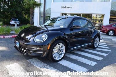New 2017 Volkswagen Beetle 1.8T SEL