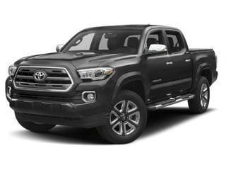 New 2017 Toyota Tacoma Limited