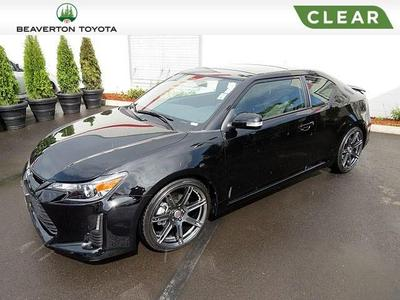 Certified 2015 Scion tC 3 DOOR LIFTBACK