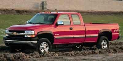 2001 Chevrolet Silverado 2500 H/D Extended Cab