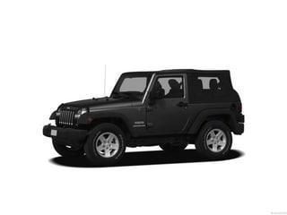 Used 2012 Jeep Wrangler Sport