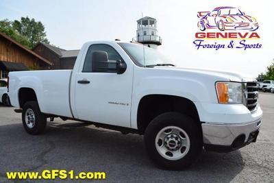 Used 2008 GMC Sierra 2500 Work Truck