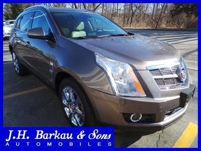 Used 2011 Cadillac SRX Premium Collection