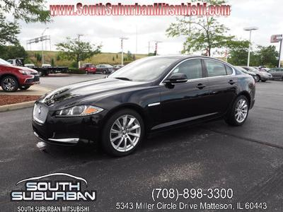 Used 2012 Jaguar XF Base