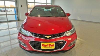 2017 Chevrolet Cruze Premier Auto