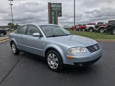 Used 2003 Volkswagen Passat GLX