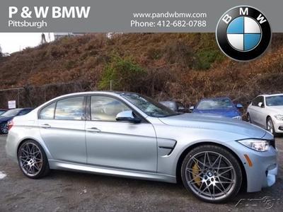 New 2017 BMW M3 Base