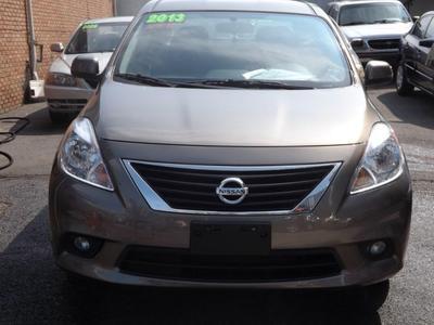 Used 2013 Nissan Versa 1.6 SL