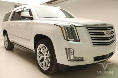 New 2017 Cadillac Escalade ESV Platinum