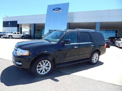 Used 2017 Ford Expedition Limited