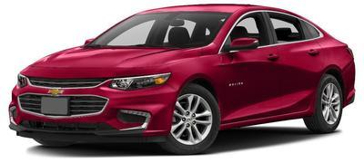 New 2017 Chevrolet Malibu 1LT