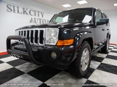 Used 2007 Jeep Commander Sport