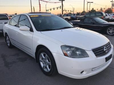 Used 2005 Nissan Altima 3.5 SL