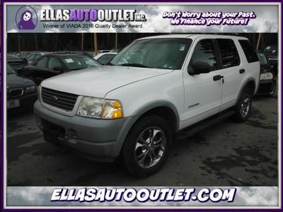 Used 2002 Ford Explorer XLS