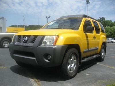 Used 2005 Nissan Xterra S