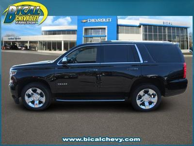 Used 2015 Chevrolet Tahoe LTZ