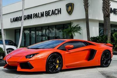 Used 2012 Lamborghini Aventador LP700-4