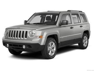 Used 2016 Jeep Patriot Latitude