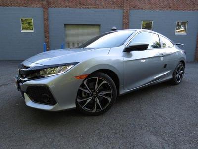 New 2017 Honda Civic Si
