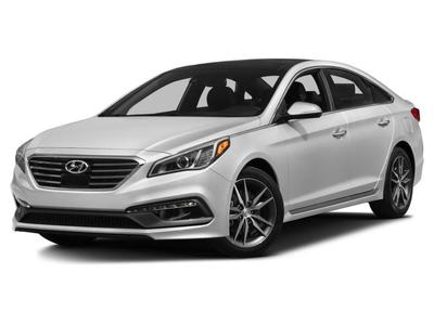 New 2017 Hyundai Sonata SE