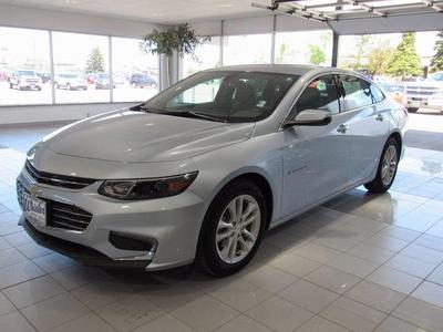 New 2017 Chevrolet Malibu 1LT