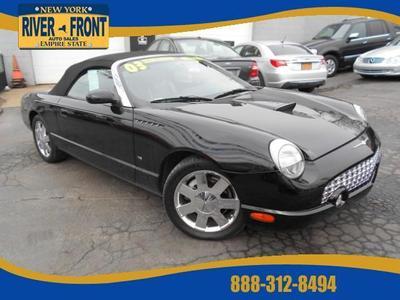 Used 2003 Ford Thunderbird -