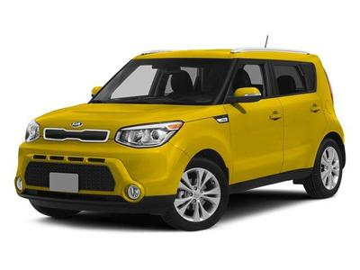 Certified 2014 Kia Soul BASE
