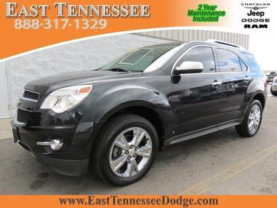 Used 2010 Chevrolet Equinox LTZ