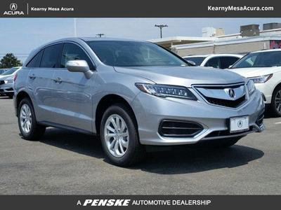 New 2018 Acura RDX Technology Package