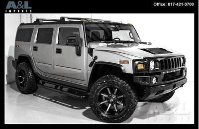 Used 2009 Hummer H2