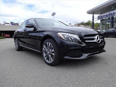 Certified 2016 Mercedes-Benz C300W4
