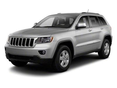Used 2012 Jeep Grand Cherokee Limited
