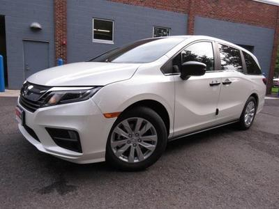 New 2018 Honda Odyssey LX
